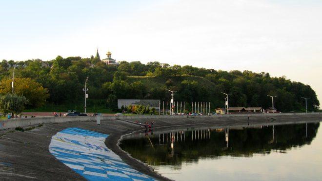 Бурение скважины Вышгород
