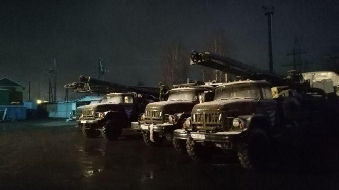 Буріння свердловин по гранітах у Київський та інших областях