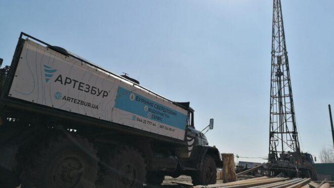Бурение скважин Глебовка, Вышгородский район