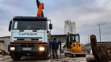 Бурение скважин в Киевской области