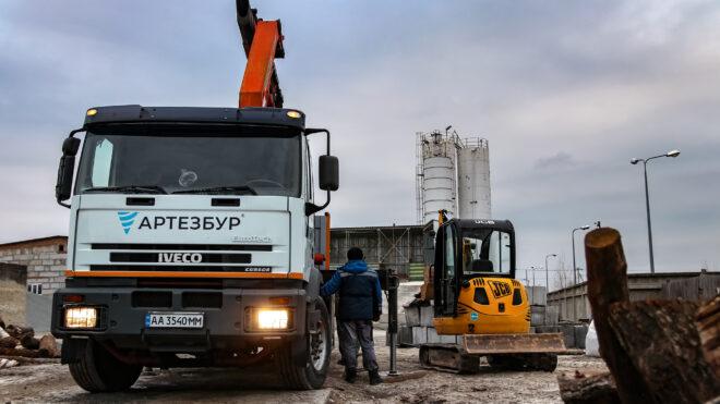 Буріння свердловин у Київській області