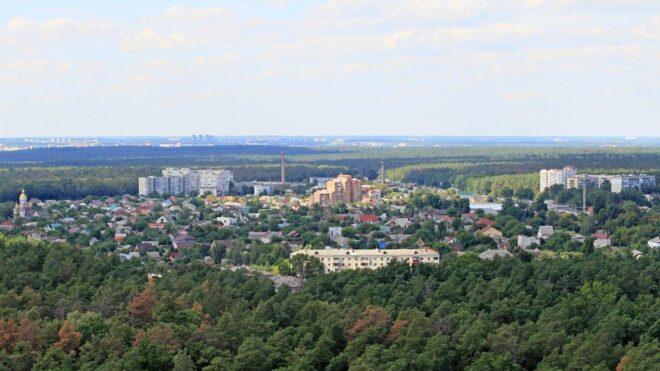 Бурение скважин в селе Коцюбинское