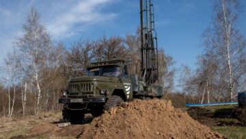 Бурение скважин на воду в Киевской области